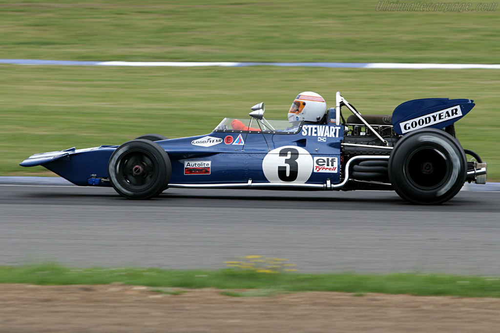 Tyrrell 001 Cosworth - Chassis: 001   - 2005 Silverstone Classic