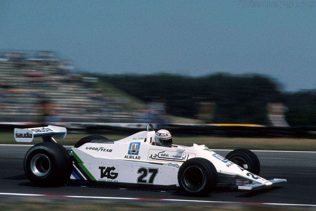 Williams FW07 Cosworth