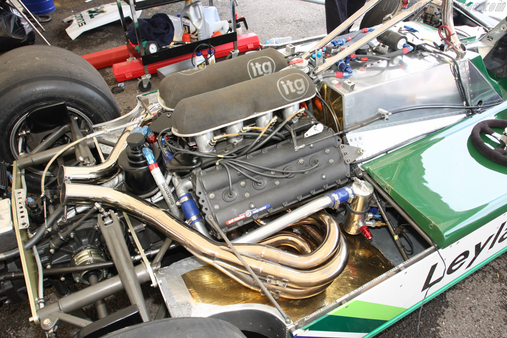 Williams FW07B Cosworth - Chassis: FW07B/07   - 2009 Goodwood Festival of Speed