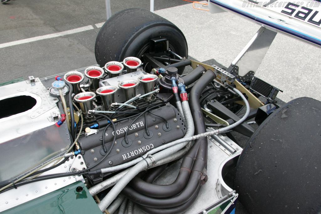 Williams FW07B Cosworth - Chassis: FW07B/06   - 2010 Monterey Motorsports Reunion
