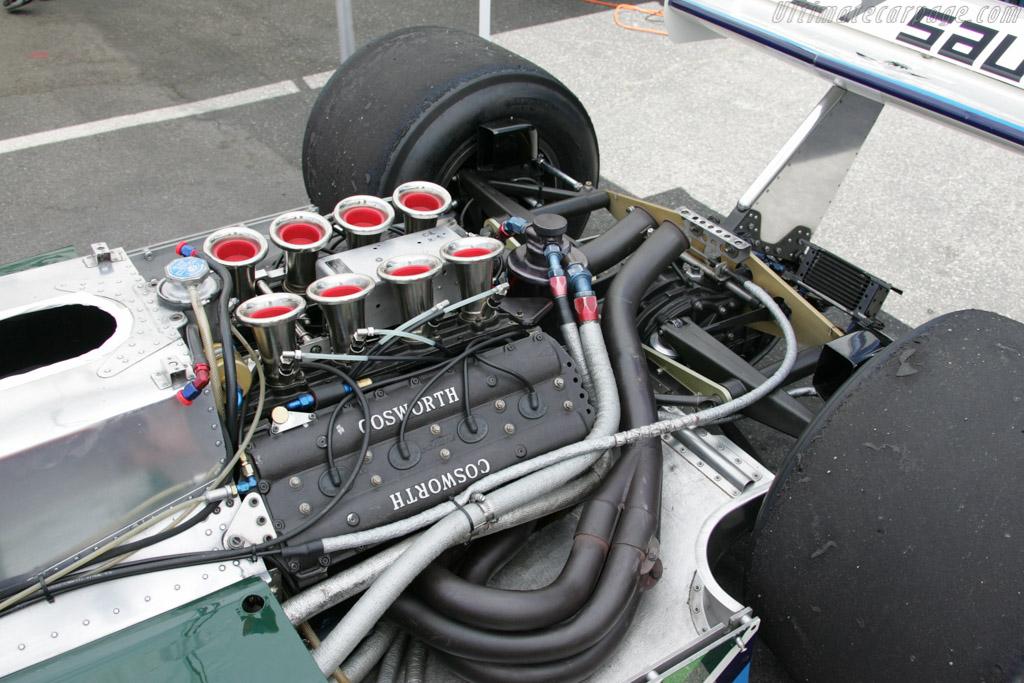 Williams FW07B Cosworth - Chassis: FW07B/06   - 2010 Monterey Motorsports Reunion