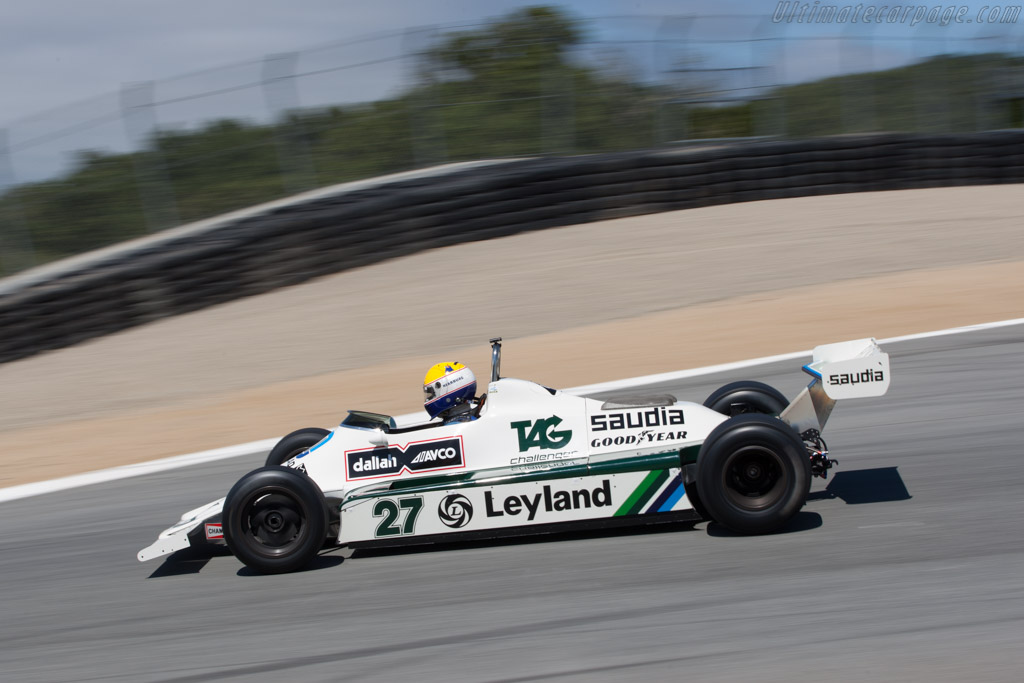 Williams FW07B Cosworth - Chassis: FW07B/06   - 2011 Monterey Motorsports Reunion