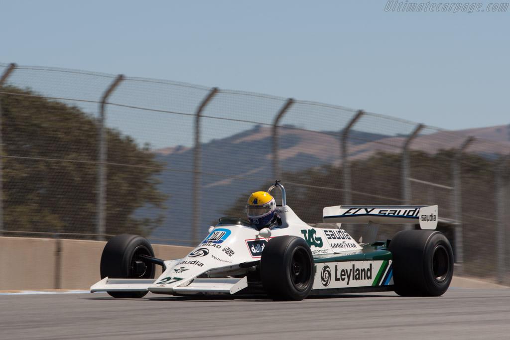 Williams FW07B Cosworth - Chassis: FW07B/06   - 2011 Monterey Motorsports Reunion