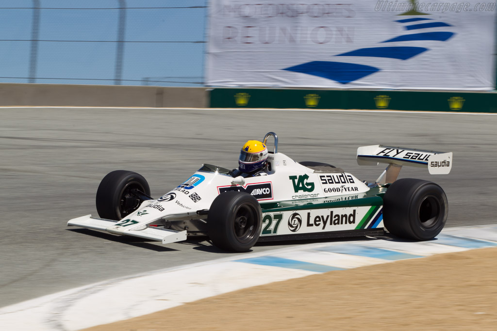 Williams FW07B Cosworth - Chassis: FW07B/06   - 2013 Monterey Motorsports Reunion