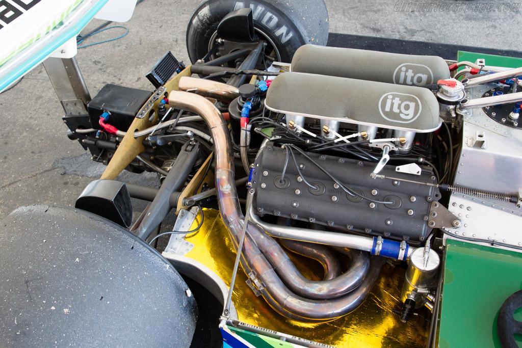 Williams FW07B Cosworth - Chassis: FW07B/07   - 2015 Monterey Motorsports Reunion