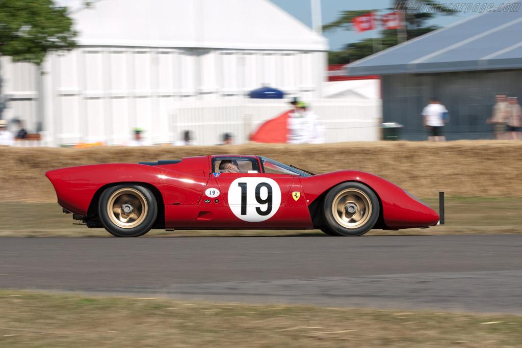 Ferrari 312 P Berlinetta - Chassis: 0872  - 2009 Goodwood Festival of Speed