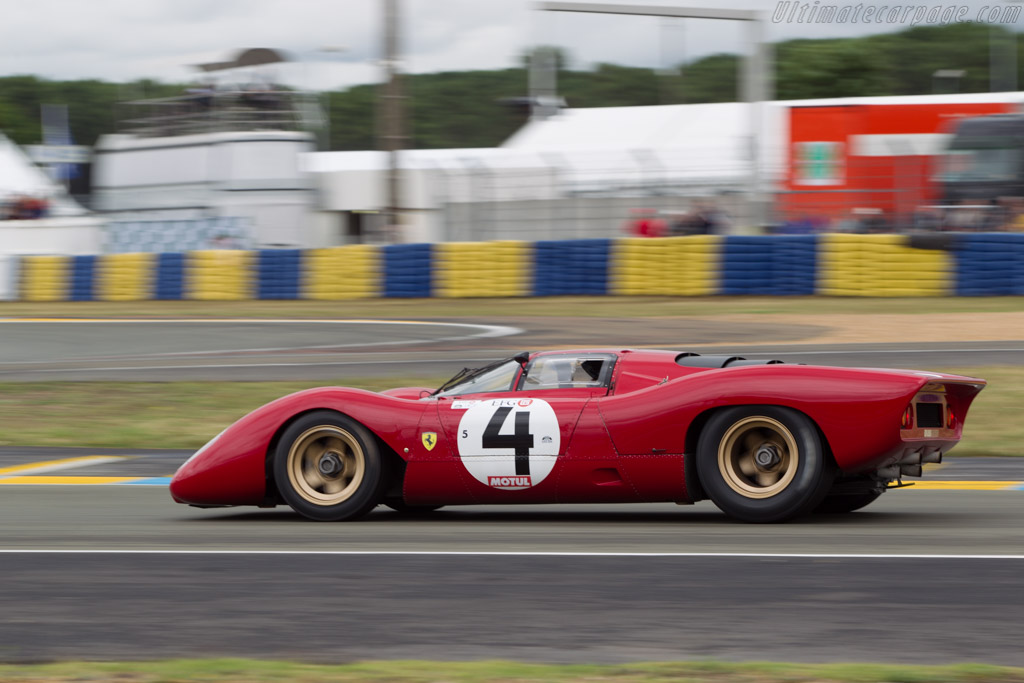 Ferrari 312 P Berlinetta - Chassis: 0872   - 2014 Le Mans Classic