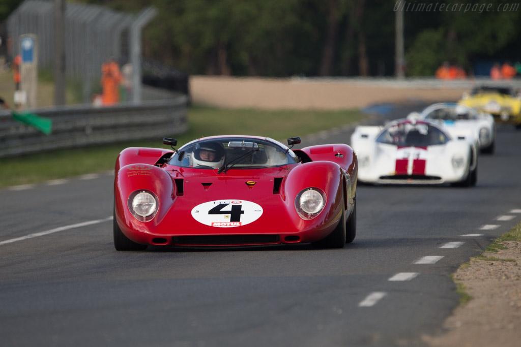 Le Mans Classic Cars