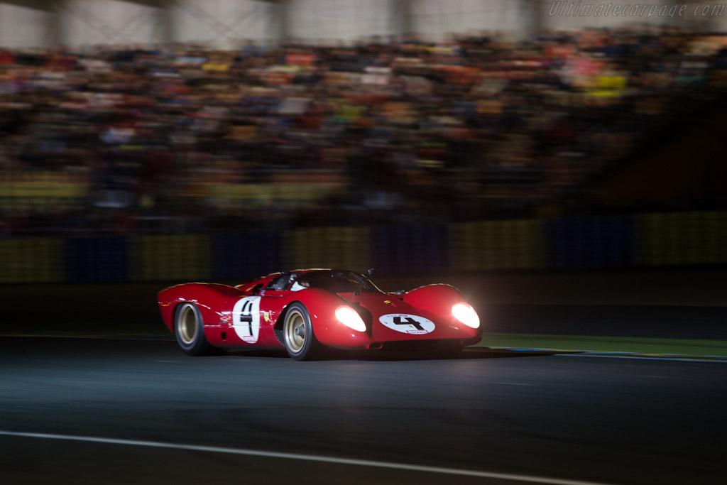 Ferrari 312 P Berlinetta Chassis 0872 2014 Le Mans