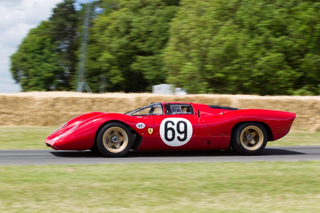 Ferrari 312 P Berlinetta - Chassis: 0872   - 2015 Goodwood Festival of Speed