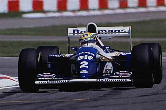 1994 Williams Fw16 Renault Images Specifications And