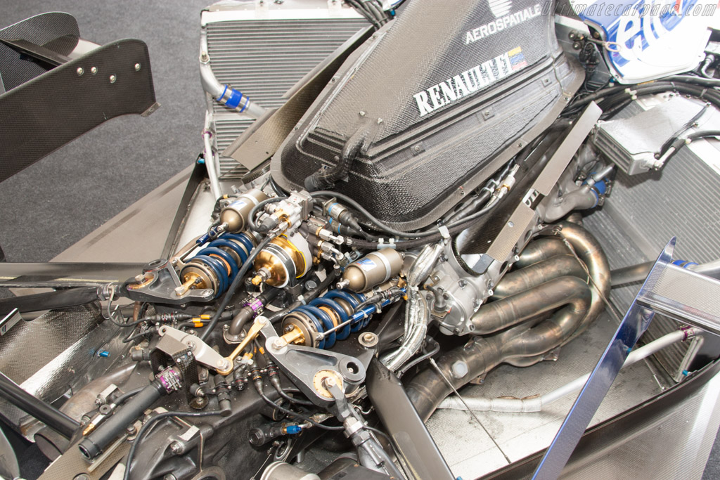 Williams FW18 Renault - Chassis: FW18-04   - 2014 Goodwood Festival of Speed
