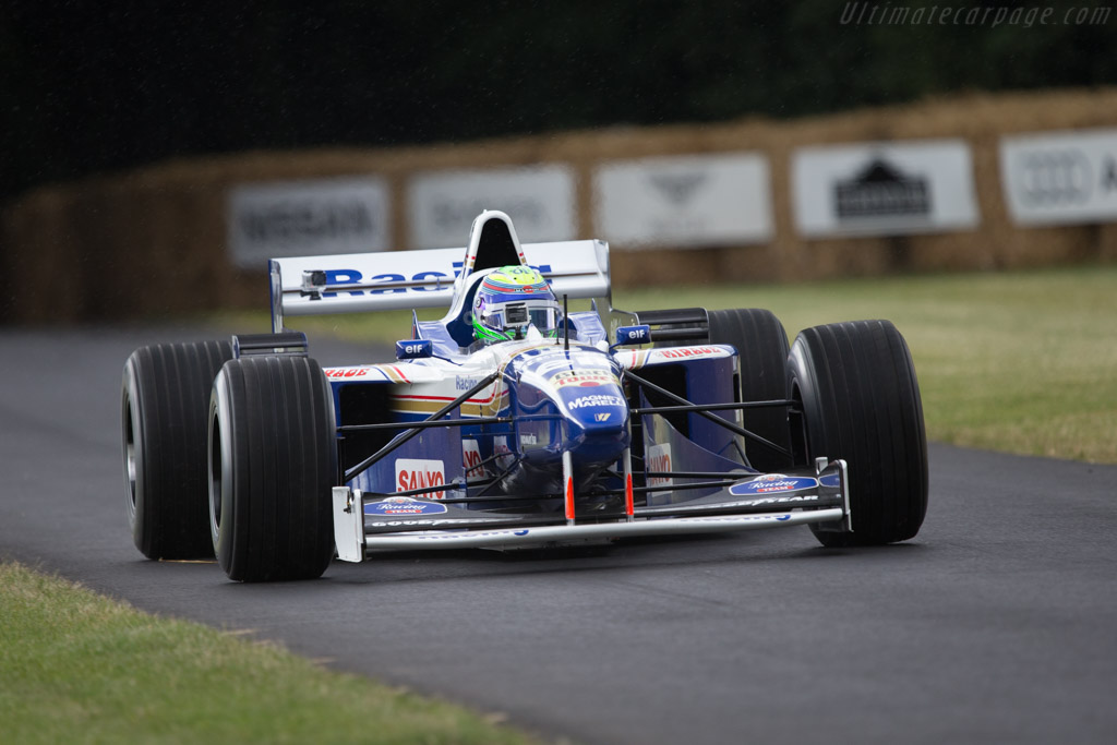 1996 Williams Fw18 Renault Images Specifications And