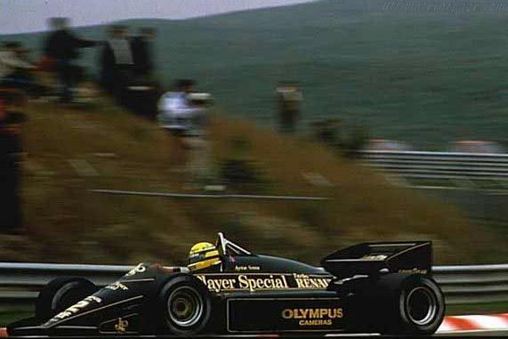 Lotus 97T Renault