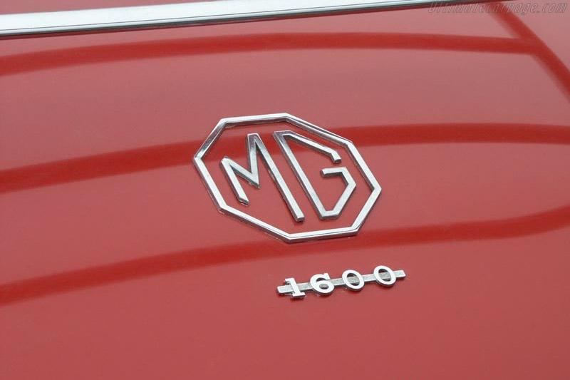 MG A 1600