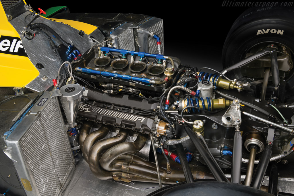 Benetton B192 Cosworth