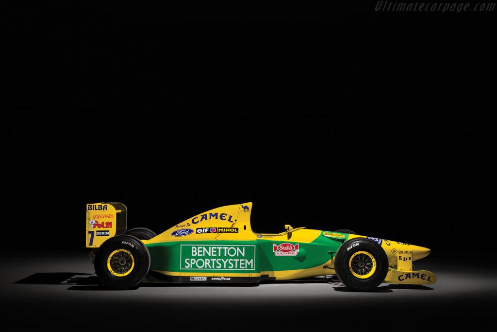 Benetton B192 Cosworth