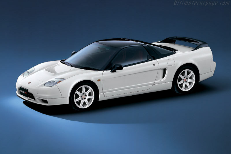 Click here to open the Honda NSX-R gallery