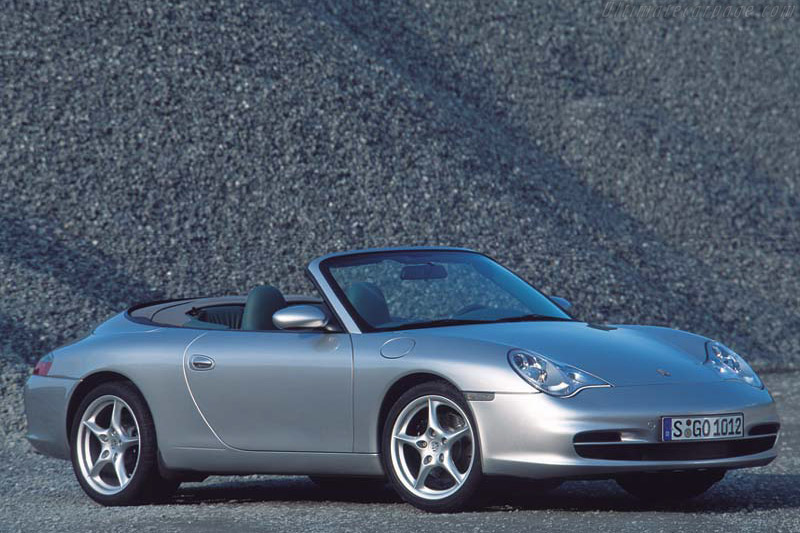 Click here to open the Porsche 996 Carrera 2 Cabriolet gallery