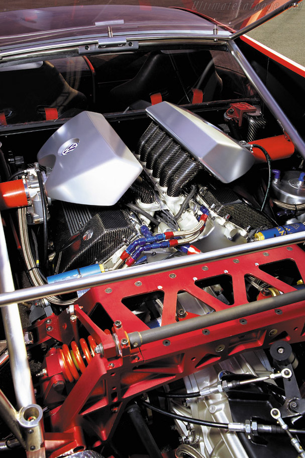 Volkswagen W12 Nardo Concept