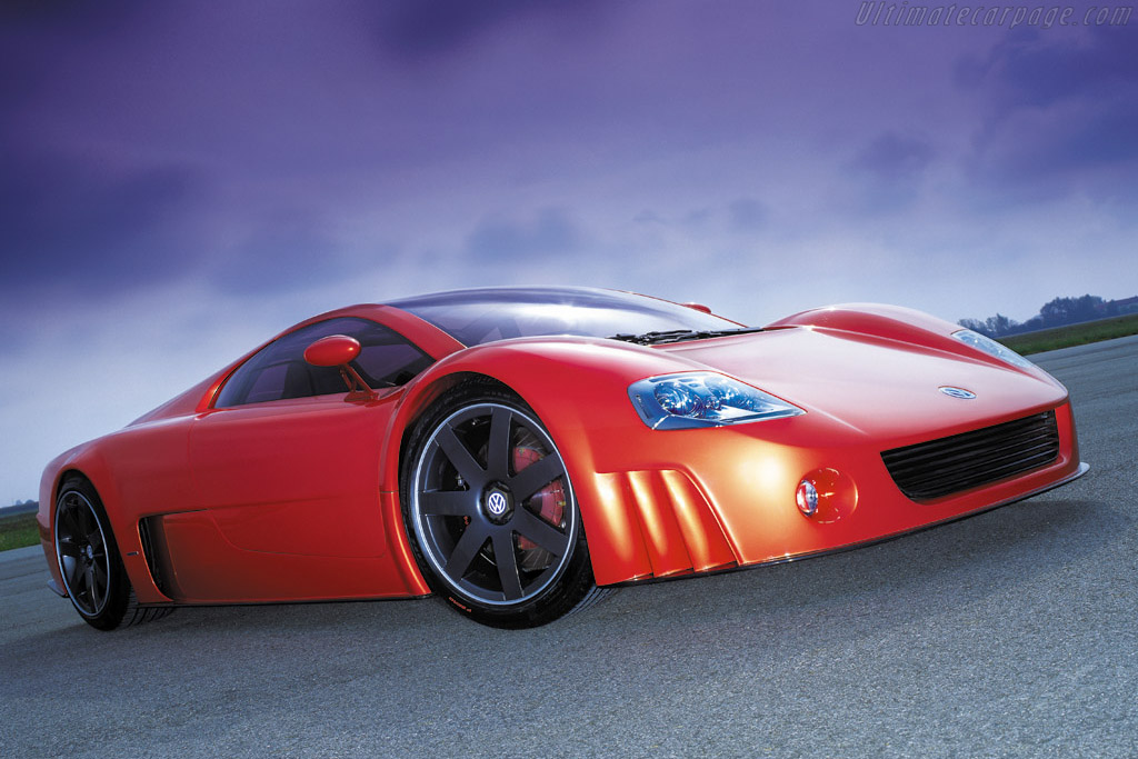 2001 Volkswagen W12 Nardo Concept Images Specifications And