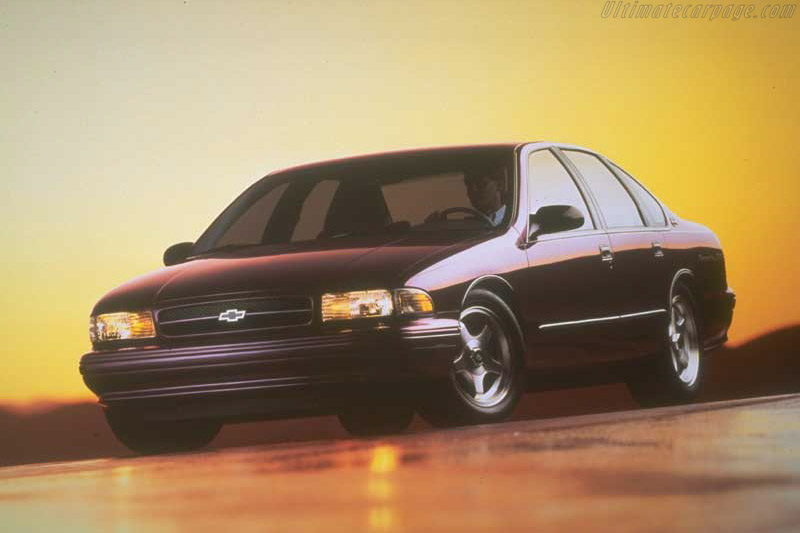 1994 1996 chevrolet impala ss specifications. Black Bedroom Furniture Sets. Home Design Ideas