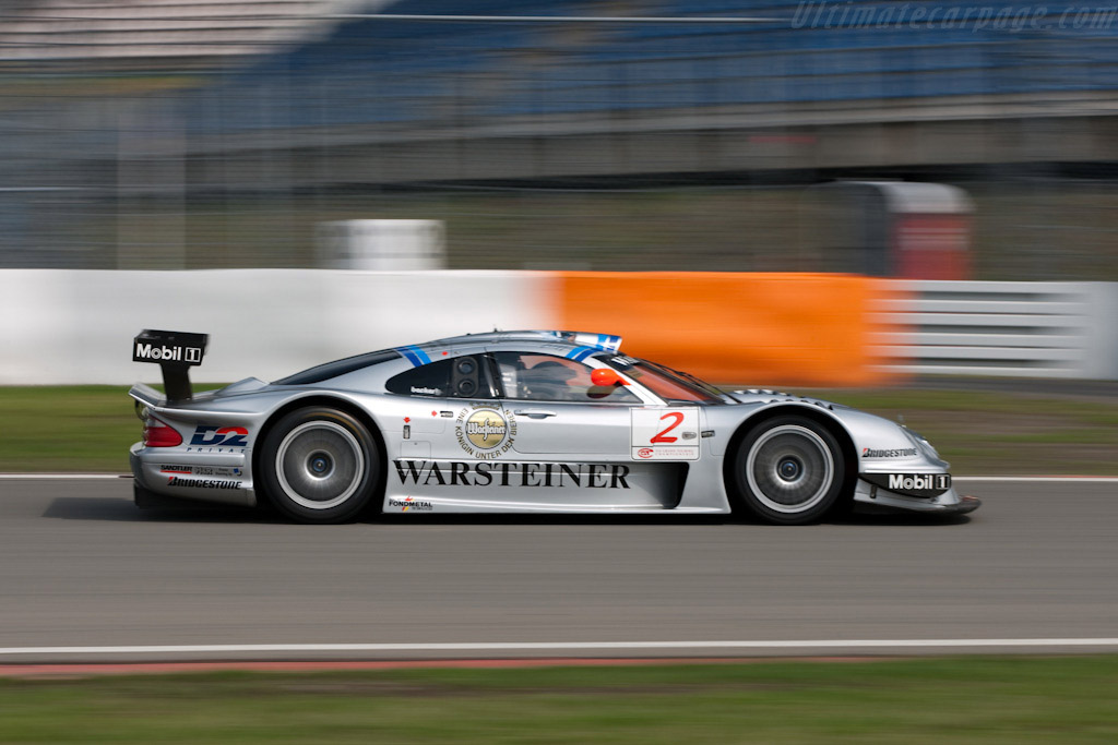 Mercedes-Benz CLK-LM - Chassis: Unknown  - 2009 Modena Trackdays