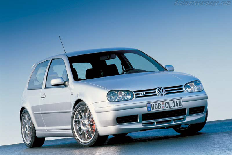 2001 Volkswagen Golf Iv Gti 132 Images Specifications