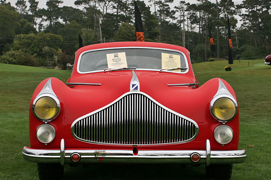 Talbot Lago T26 GS Saoutchik Coupe - Chassis: 110156   - 2005 Monterey Peninsula Auctions and Sales