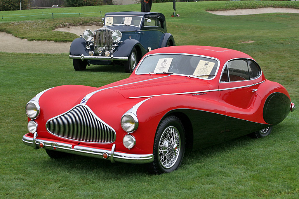 Click here to open the Talbot Lago T26 GS Saoutchik Coupe gallery