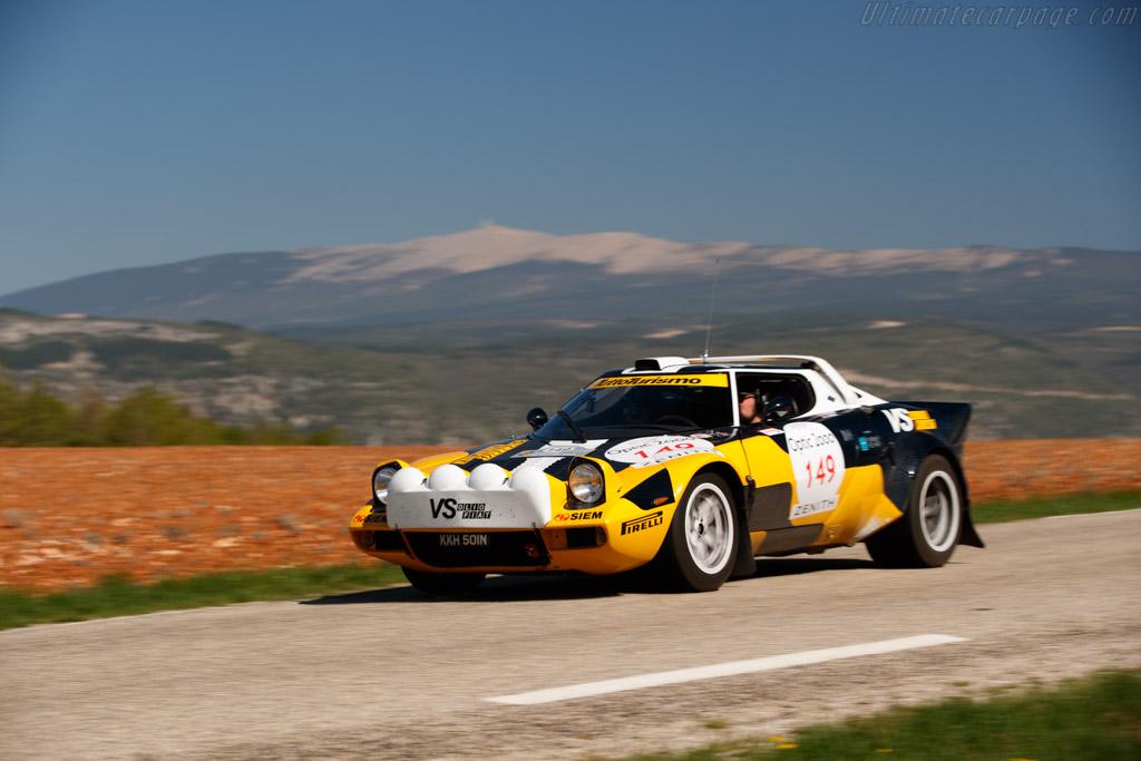 Lancia Stratos HF Group 4 - Chassis: 829AR0 001529   - 2018 Tour Auto
