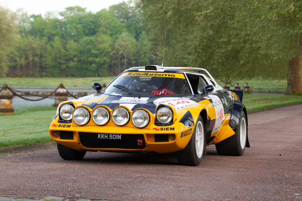 Lancia Stratos HF Group 4 - Chassis: 829AR0 001529   - 2018 Tour Auto