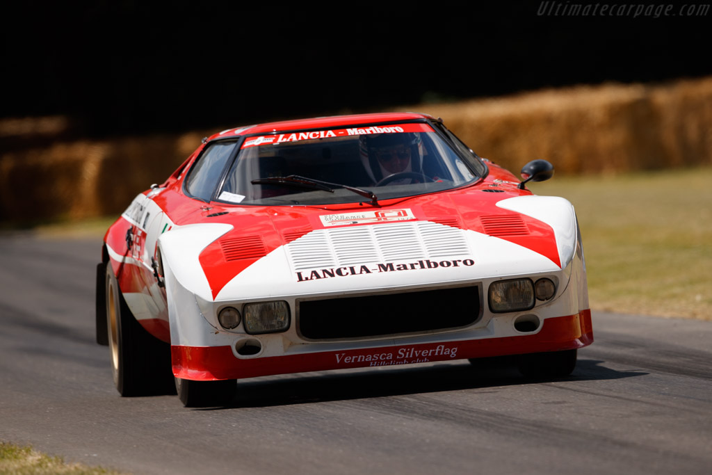 Lancia Stratos HF Group 4 - Chassis: 829AR0 001512  - 2019 Goodwood Festival of Speed