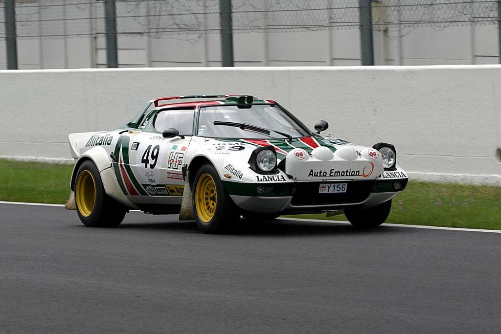 Lancia Stratos HF Group 4    - 2004 Tour Auto