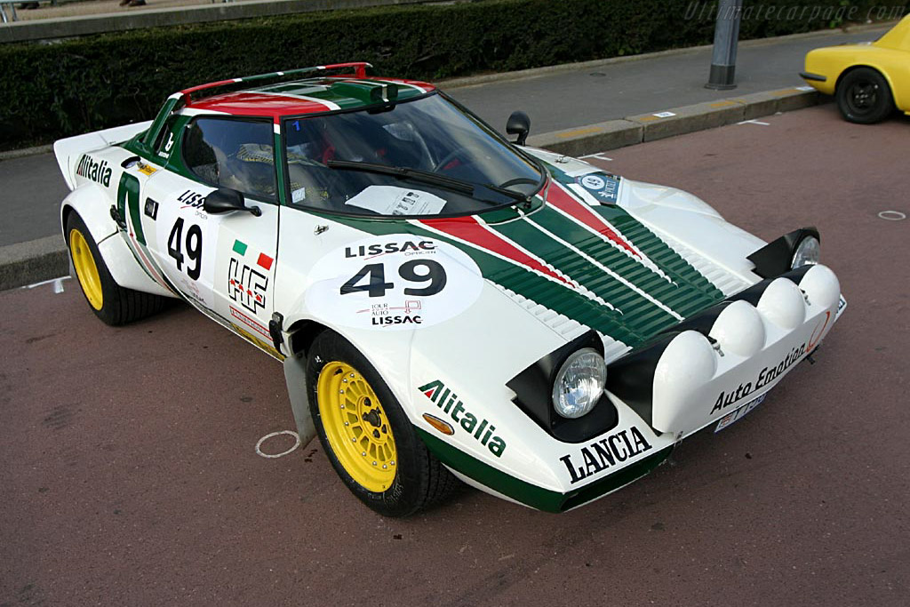 Lancia Stratos HF Group 4    - 2004 Tour Auto