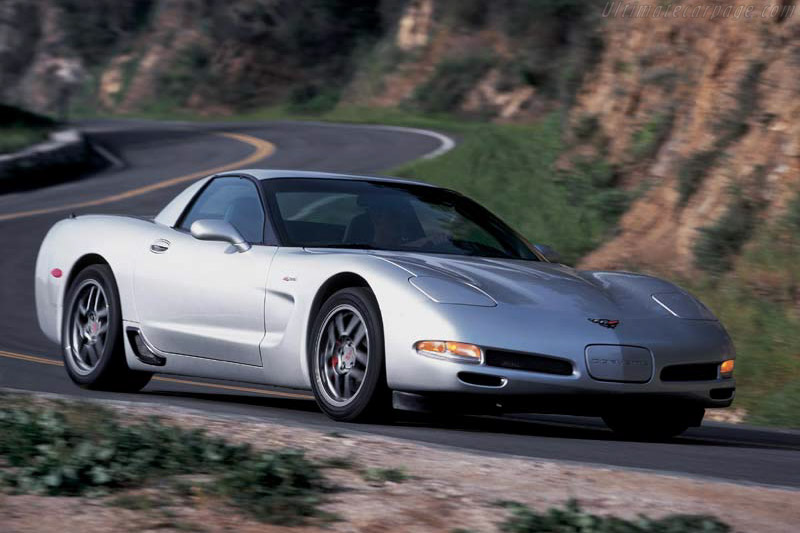 Click here to open the Chevrolet Corvette C5 Z06 gallery
