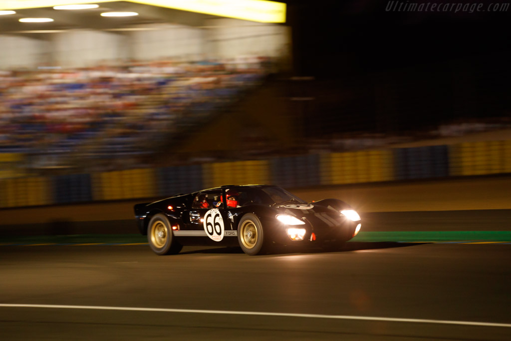 Ford GT40 Mk II - Chassis: GT40P/1046   - 2018 Le Mans Classic