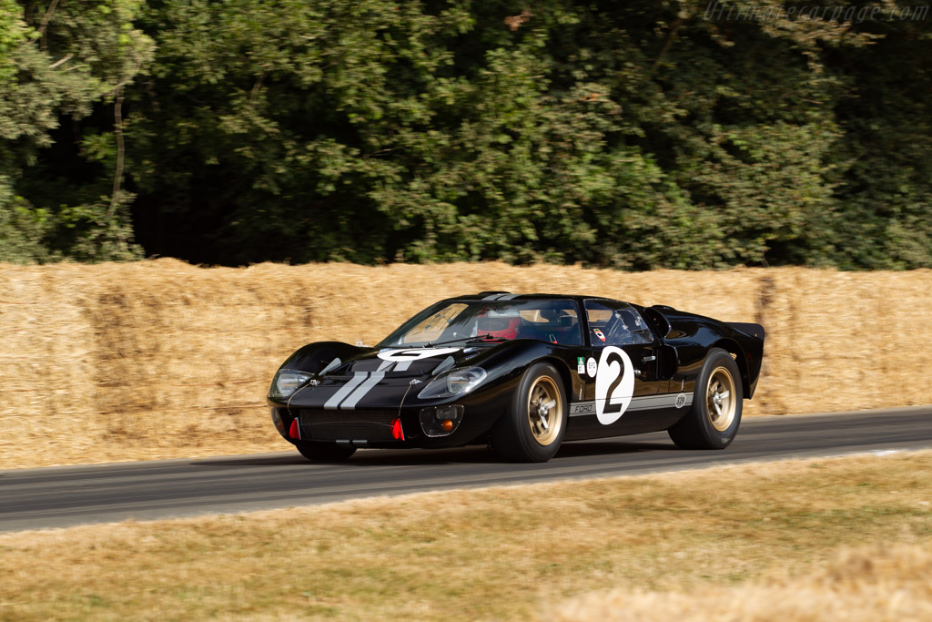 Ford GT40 Mk II - Chassis: GT40P/1046   - 2018 Goodwood Festival of Speed