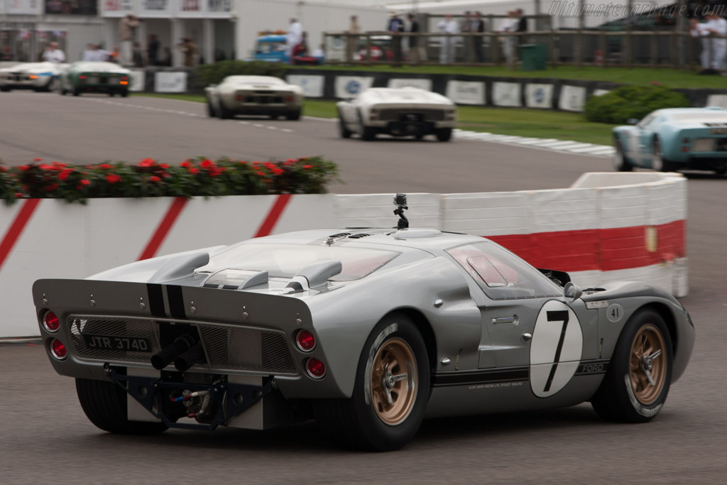 Ford GT40 Mk II - Chassis: XGT-2   - 2013 Goodwood Revival