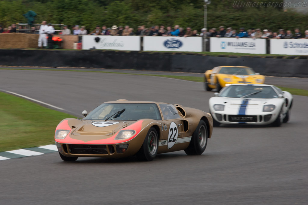 Ford GT40 Mk II - Chassis: GT40P/1016   - 2013 Goodwood Revival