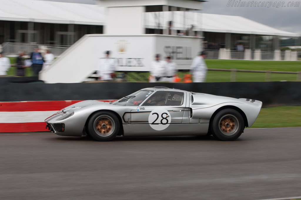 Ford GT40 Mk II - Chassis: GT40P/1012   - 2013 Goodwood Revival