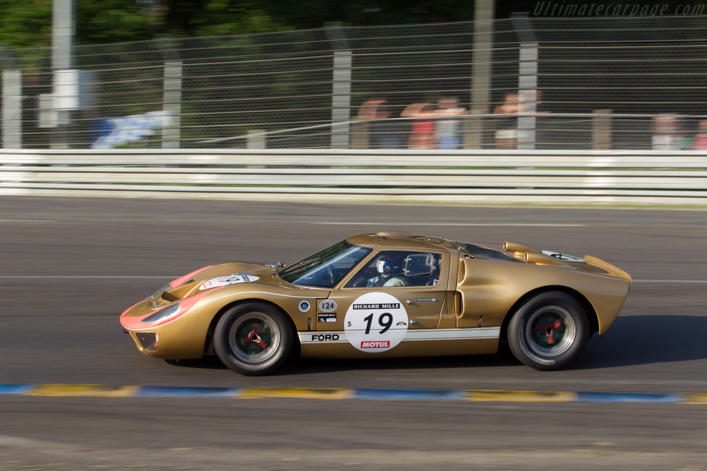 Ford GT40 Mk II - Chassis: GT40P/1016   - 2014 Le Mans Classic