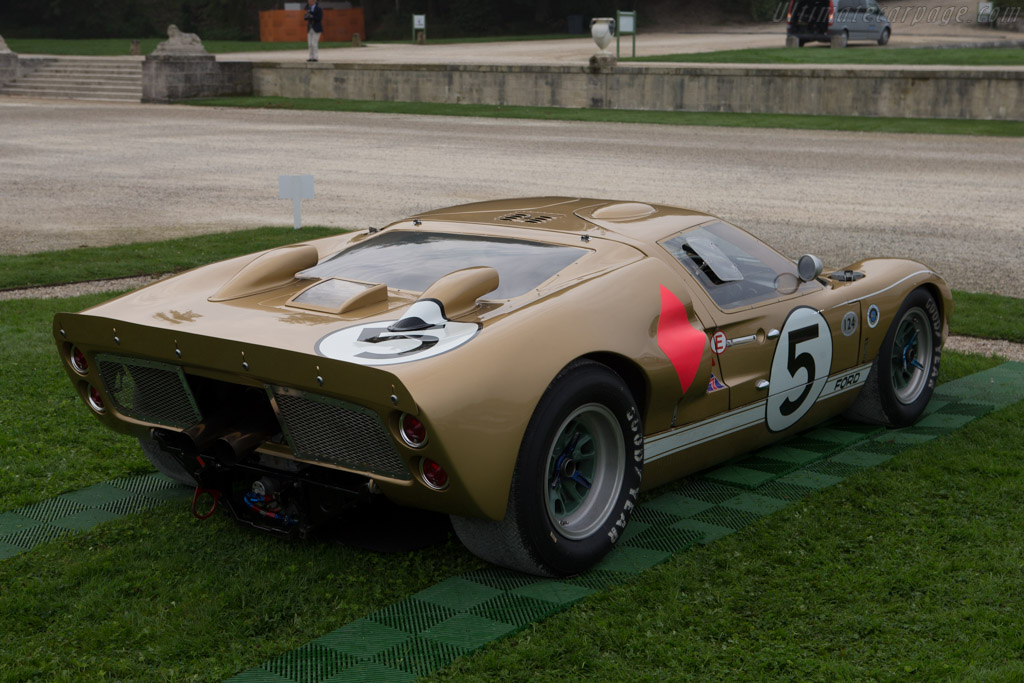 Ford GT40 Mk II - Chassis: GT40P/1016   - 2014 Chantilly Arts & Elegance