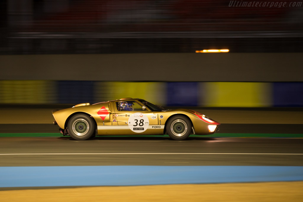 Ford GT40 Mk II - Chassis: GT40P/1016   - 2016 Le Mans Classic