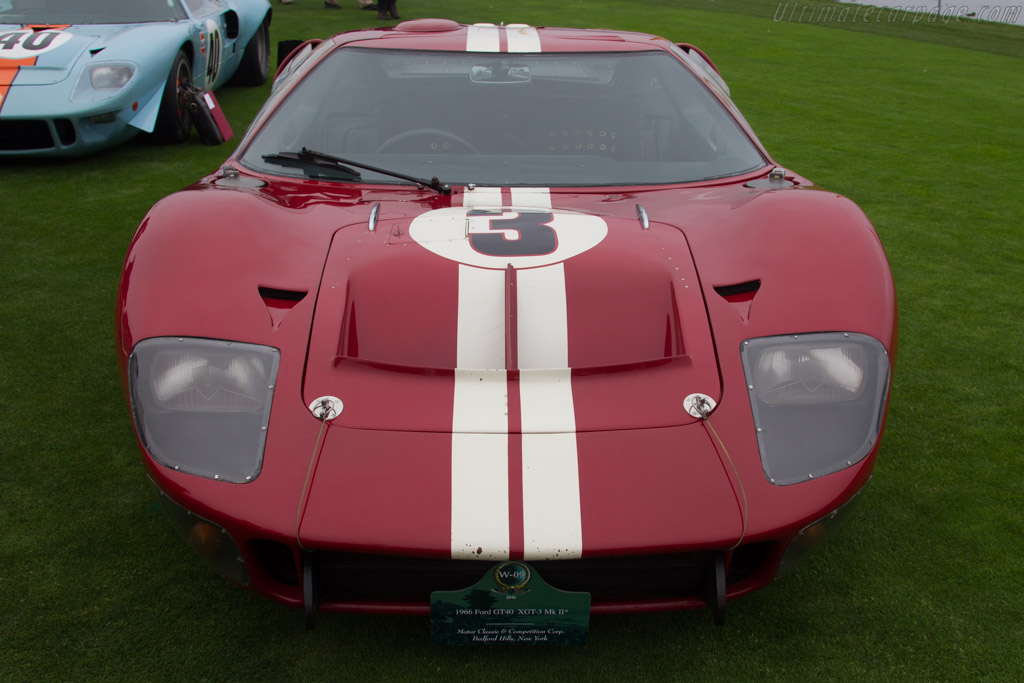 Ford GT40 Mk II - Chassis: XGT-3   - 2016 Pebble Beach Concours d'Elegance