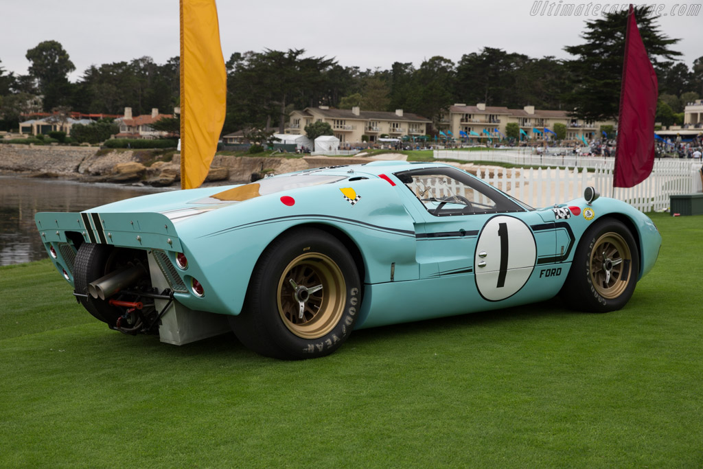 Ford GT40 Mk II - Chassis: GT40P/1031 - 2020 Pebble Beach Concours d ...