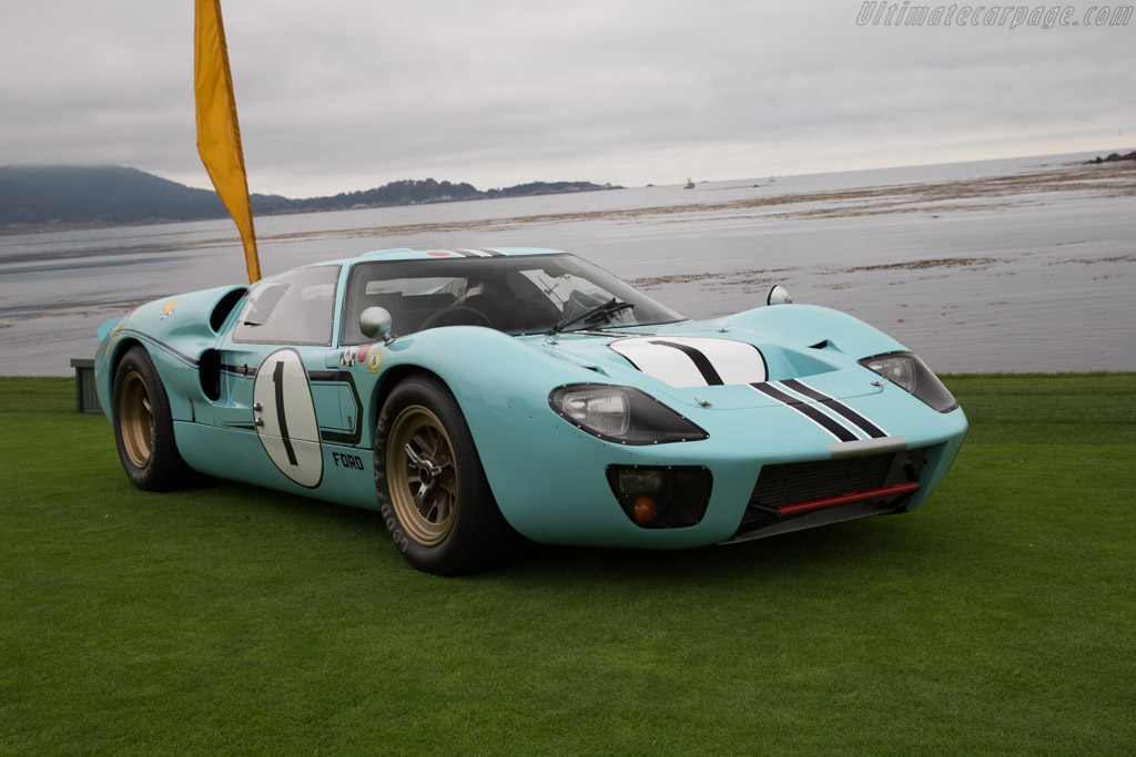 Ford GT40 Mk II - Chassis: GT40P/1031   - 2016 Pebble Beach Concours d'Elegance