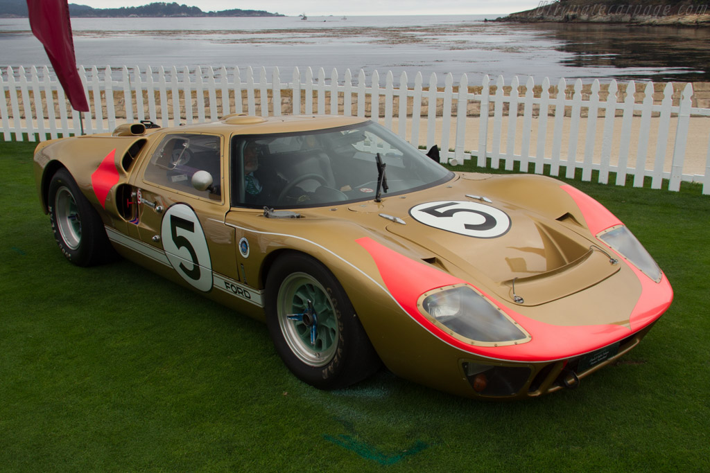 Ford GT40 Mk II - Chassis: GT40P/1016   - 2016 Pebble Beach Concours d'Elegance