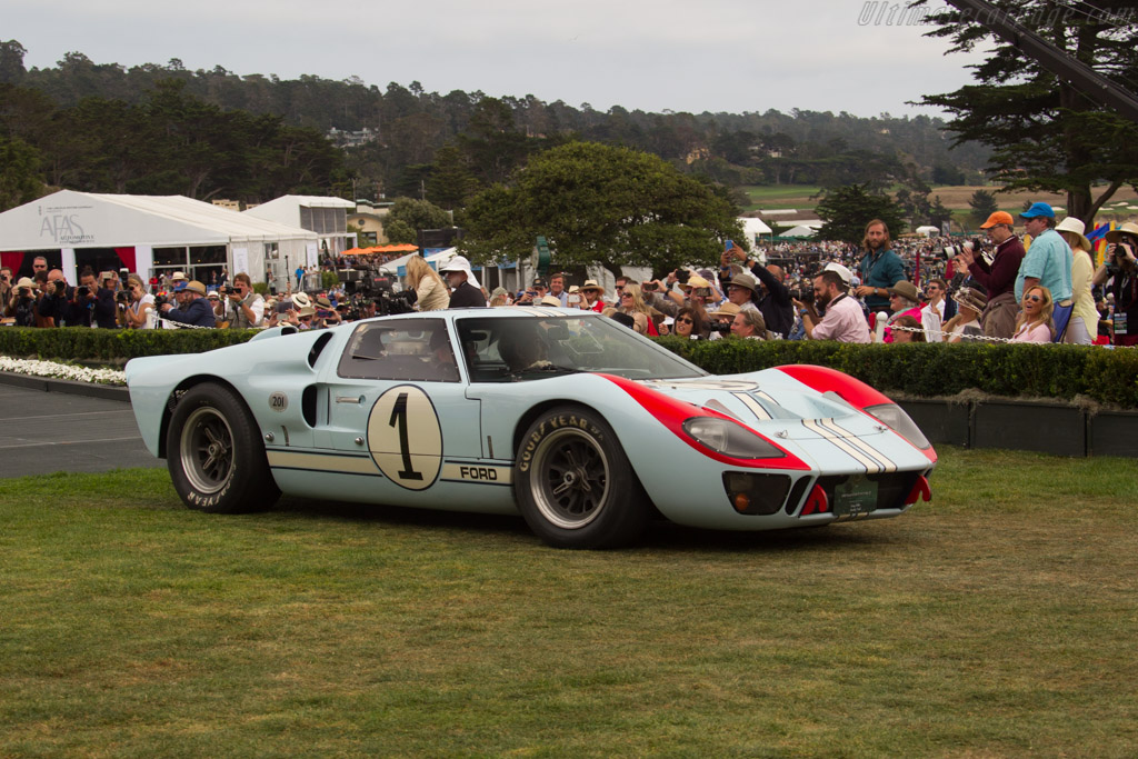 Ford GT40 Mk II - Chassis: GT40P/1015   - 2016 Pebble Beach Concours d'Elegance