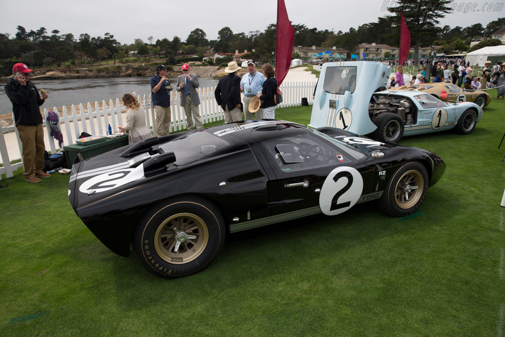 Ford GT40 Mk II - Chassis: GT40P/1046   - 2016 Pebble Beach Concours d'Elegance